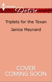 Triplets for the Texan ebook by Janice Maynard