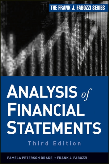 analysis of financial statements 3