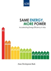 Same Energy, More Power ebook by Asian Development Bank