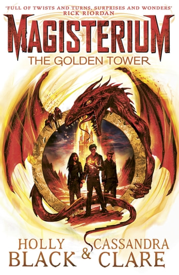 Magisterium: The Golden Tower ekitaplar by Cassandra Clare,Holly Black