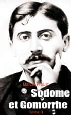 Sodome et Gomorrhe ebook by Marcel Proust