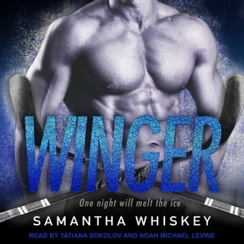 Winger audiobook by Samantha Whiskey