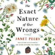 The Exact Nature of Our Wrongs - A Novel audiobook by Janet Peery