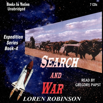 Search and War audiobook by Loren Robinson