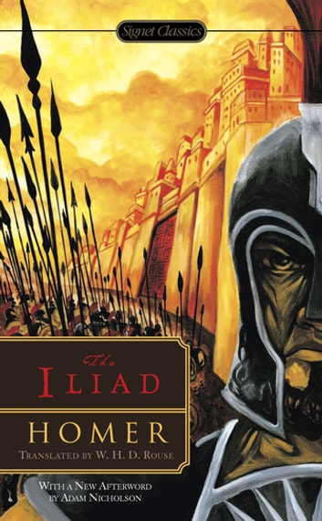 The Iliad ebook by Homer,Adam Nicholson