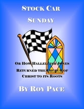 Stock Car Sunday ebook by Roy Pace