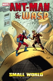 Ant-Man & Wasp: Small World ebook by Tim Seeley,Tim Seeley