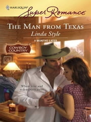 The Man from Texas ebook by Linda Style