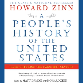 A Peoples History Of The United States Audiobook By Howard Zinn