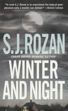 Winter and Night ebook by S. J. Rozan