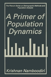 A Primer of Population Dynamics ebook by Krishnan Namboodiri