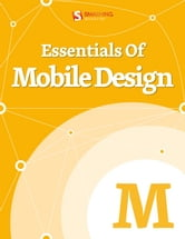 Essentials Of Mobile Design ebook by Smashing Magazine