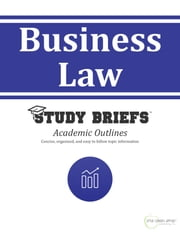 Business Law ebook by Little Green Apples Publishing, LLC ™