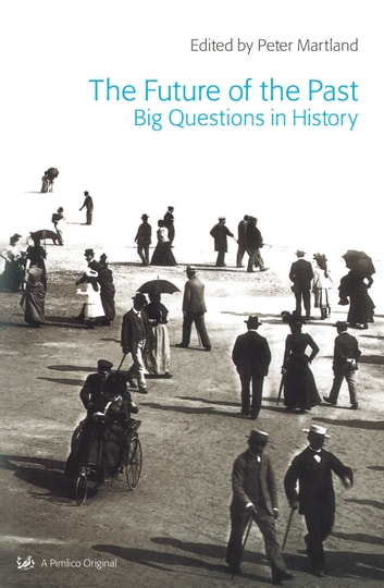The Future Of The Past - Big Questions in History ebook by Peter Martland
