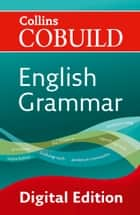 Collins Cobuild English Grammar ebook by Collins Cobuild