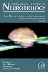 Brain Machine Interfaces for Space Applications: enhancing astronaut capabilities ebook by