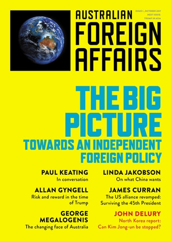 AFA1 The Big Picture - Towards an Independent Foreign Policy ebook by