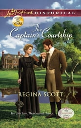 The Captain's Courtship ebook by Regina Scott