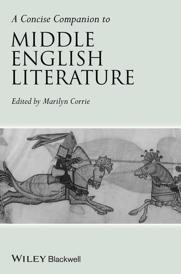 A Concise Companion to Middle English Literature ebook by