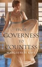 From Governess To Countess ebook by Marguerite Kaye
