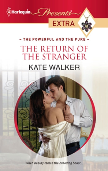 The Return of the Stranger ebook by Kate Walker