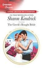 The Greek's Bought Bride 電子書 by Sharon Kendrick