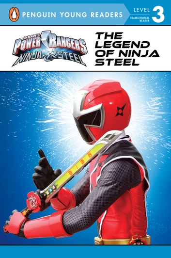 The Legend of Ninja Steel ebook by Max Bisantz