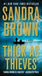 Thick as Thieves ekitaplar by Sandra Brown