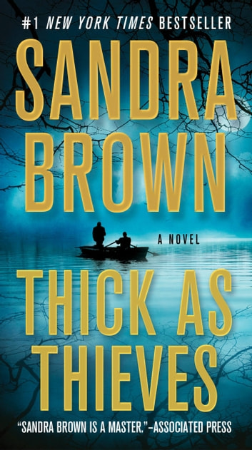 Thick as Thieves ebook by Sandra Brown
