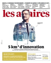Les Affaires - Issue# 1 - Transcontinental Media magazine