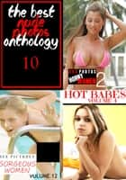 The Best Nude Photos Anthology 10 - 3 books in one ebook by Kate Halliday,Lisa North,Lisa Barnes