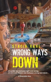 Wrong Ways Down ebook by Stacia Kane