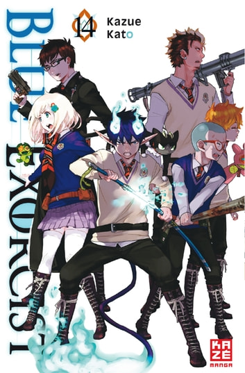 Blue Exorcist 14 ebook by Kazue Kato