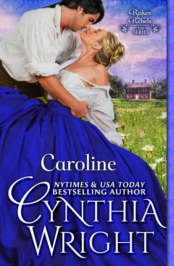 Caroline ebook by Cynthia Wright