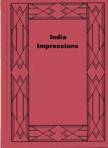 India Impressions ebook by Walter Crane
