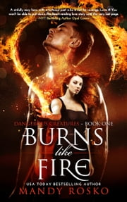 Burns Like Fire ebook by Mandy Rosko