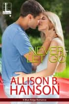 Never Let Go ebook by Allison B. Hanson