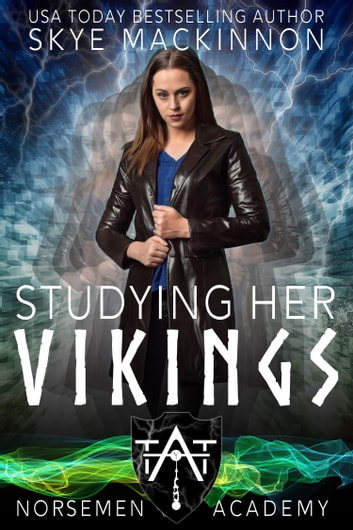 Studying her Vikings ebook by Skye MacKinnon