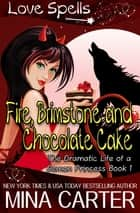 Fire, Brimstone and Chocolate Cake - Love Spells ebook by Mina Carter