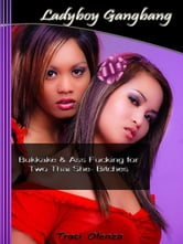 Ladyboy Gangbang: Two Thai She- Bitches ebook by Traci Olenza