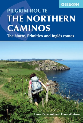 The Northern Caminos - The Caminos Norte, Primitivo and Inglés ebook by Dave Whitson,Laura Perazzoli