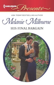 His Final Bargain ebook by Melanie Milburne