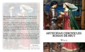 Arthurian Chronicles: Roman de Brut ebook by Wace