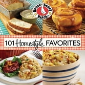 101 Home Style Favorite Recipes ebook by Gooseberry Patch