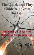 The Quick and Tiny Guide to a Great Big Life. Embracing The Law of Repetitive Contemplation ebook by Allan Wilson