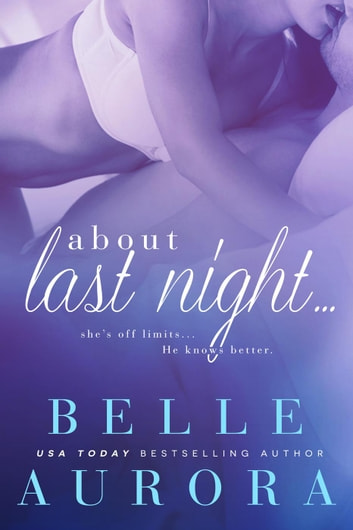 About Last Night ebook by Belle Aurora