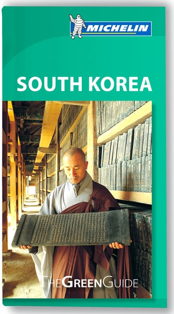 Michelin Green Guide South Korea ebook by Michelin