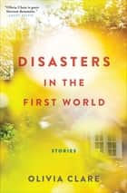 Disasters in the First World - Stories ebook by