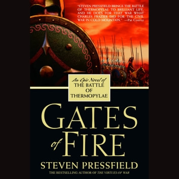 Gates of Fire audiobook by Steven Pressfield