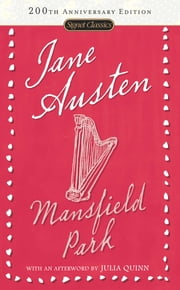 Mansfield Park (200th Anniversary Edition) ebook by Jane Austen,Julia Quinn,Margaret Drabble